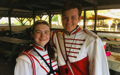New drum majors leading the show