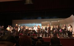 PAHS holds Holiday Band Concert