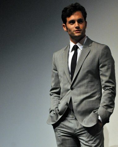 Penn Badgley, who plays the main character Will.