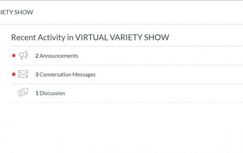 The Variety Show's leadership plans to use Canvas to communicate information about the show.