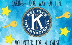 Key Club will be using this design as a part of the cafeteria's mural.